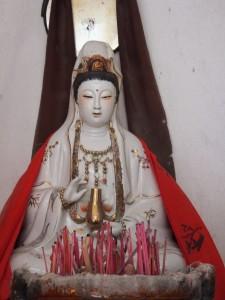 Kuan Yin, Chinese godin van mededogen