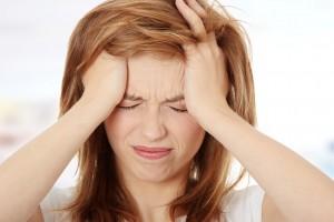 Hoofdpijn en migraine kunnen zeer hinderlijk zijn.
