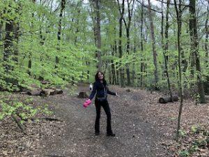 Paula Holtzer wandelen