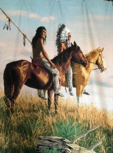 Natuurvolkeren indianen