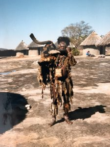 Sjamaan Zimbabwe 1990