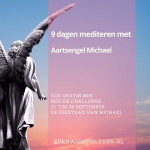 Aartsengel Michael meditatie