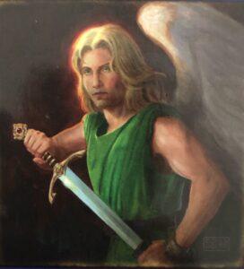 zwaard van Aartsengel Michael